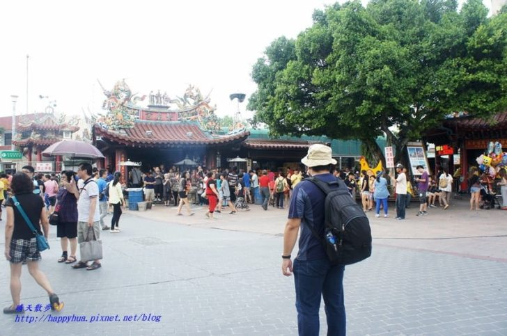 南投竹山紫南宮交通方式~從台中搭火車、公車 也能到南投竹山紫南宮借發財金