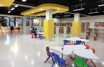2018 02 25 110022 340x221 - 一中商圈舊圖書館重新開幕 戶外閱讀輕食區寬敞舒適 可愛兒童閱覽區  落地窗綠林好風景