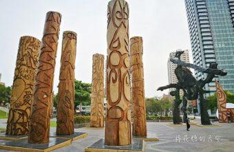 2018 03 21 094924 340x221 - 國立美術館被外星人佔據了?!五層樓高巨型雕塑被巨木圍繞好像電影場景!吳炫三回顧展