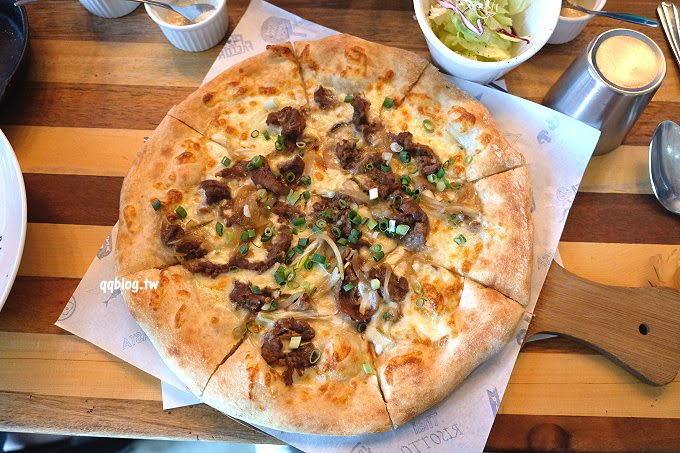 2018 03 29 002850 - 台中沙鹿︱披薩工廠@沙鹿廠.平價工業風格pizza餐廳,還有燉飯、義大利麵、炸物和點心,聚會的好選擇