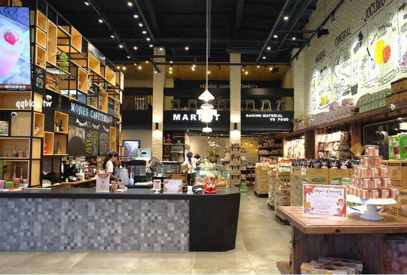2018 03 29 153639 - 台中北屯︱摩吉斯烘焙樂園 Mojie`s BakingLand.結合烘焙手作DIY、器具賣場和餐飲空間的烘焙控樂園,也是一個親子友善空間
