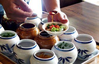 熱血採訪|黃金張老甕東北酸菜鍋超澎派,還有手工自製麵食小點、韭黃鮮蝦鍋貼