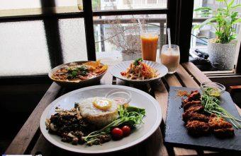2018 04 16 234659 340x221 - 【台中美食】SALADAENG CAFE | 難得一見的泰式咖啡廳,一進入店裡,彷彿就走到泰國的某個小鎮的某個小餐館~ 網美必來!!
