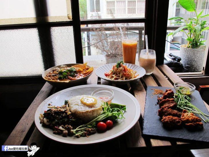 2018 04 16 234659 728x0 - 【台中美食】SALADAENG CAFE | 難得一見的泰式咖啡廳,一進入店裡,彷彿就走到泰國的某個小鎮的某個小餐館~ 網美必來!!