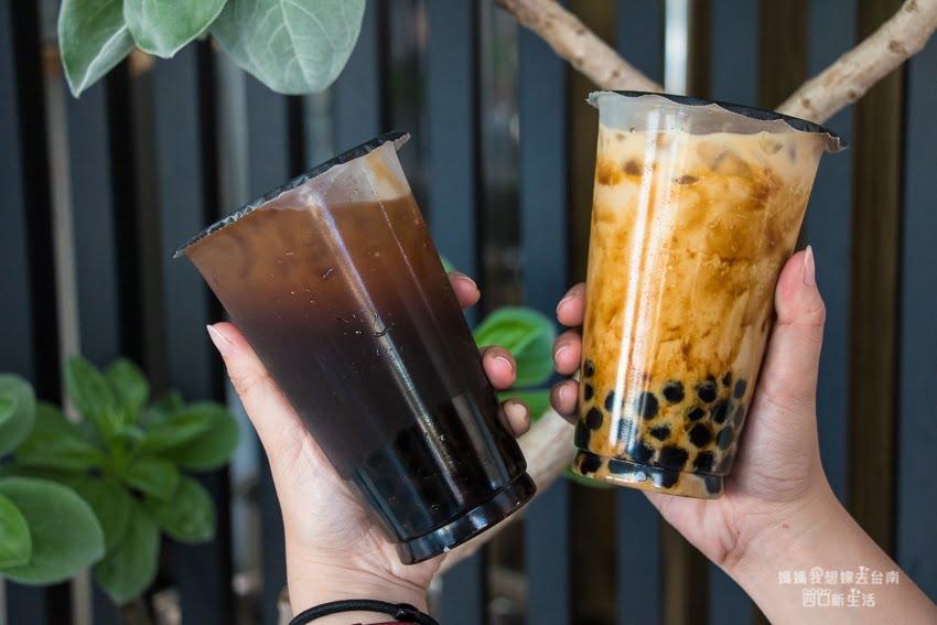 2018 04 18 173432 - 台南飲料推薦│濃郁黑糖香手炒黑糖系列飲品,咕溜咕溜就喝完了