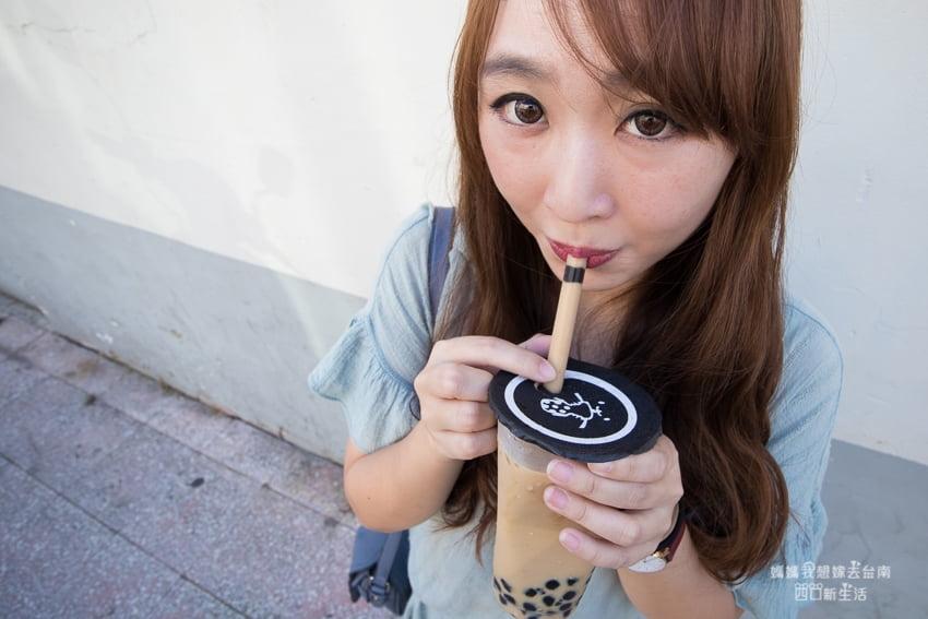 2018 04 18 173436 - 台南飲料推薦│濃郁黑糖香手炒黑糖系列飲品,咕溜咕溜就喝完了