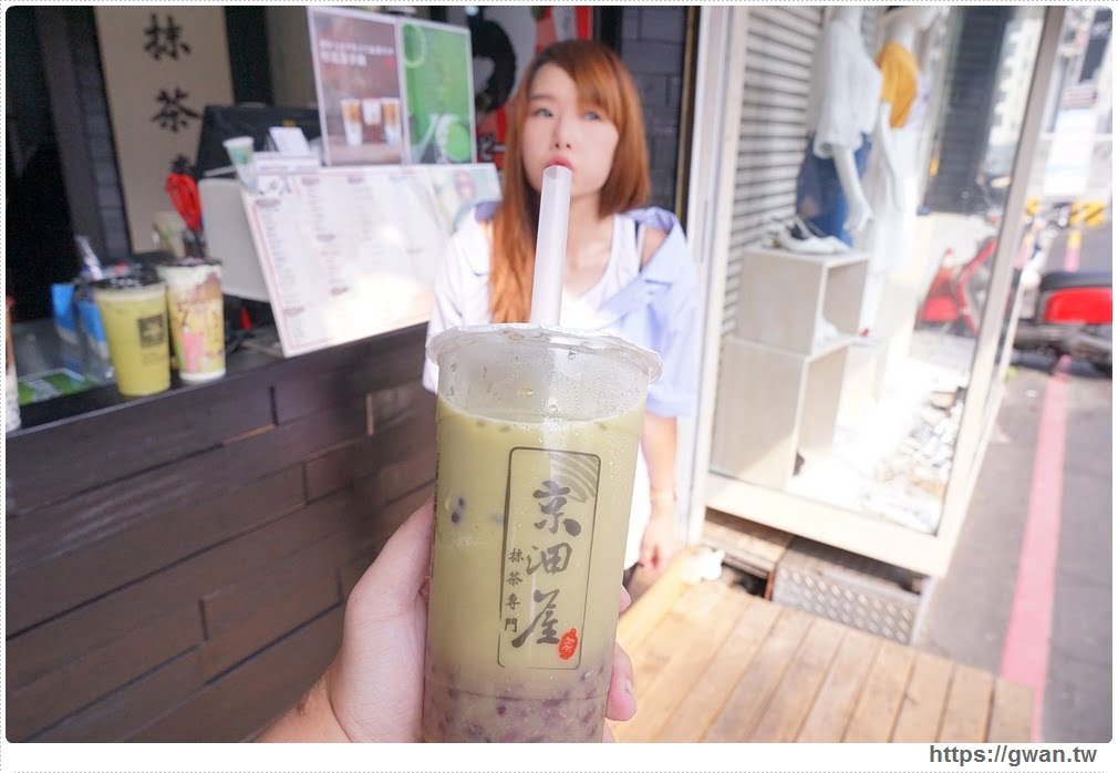 2018 04 25 213746 - 熱血採訪 | 台北京沺屋平價抹茶專賣來台中囉!抹茶週第二件六折