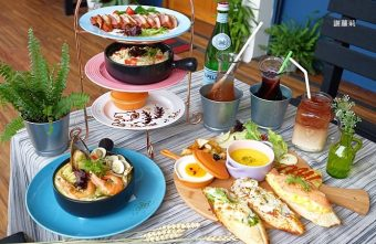 2018 04 27 195640 340x221 - 熱血採訪 | 晨光手作料理坊。大里新開幕早午餐 選擇豐富大份量、連附餐也可以DIY自由配呦!