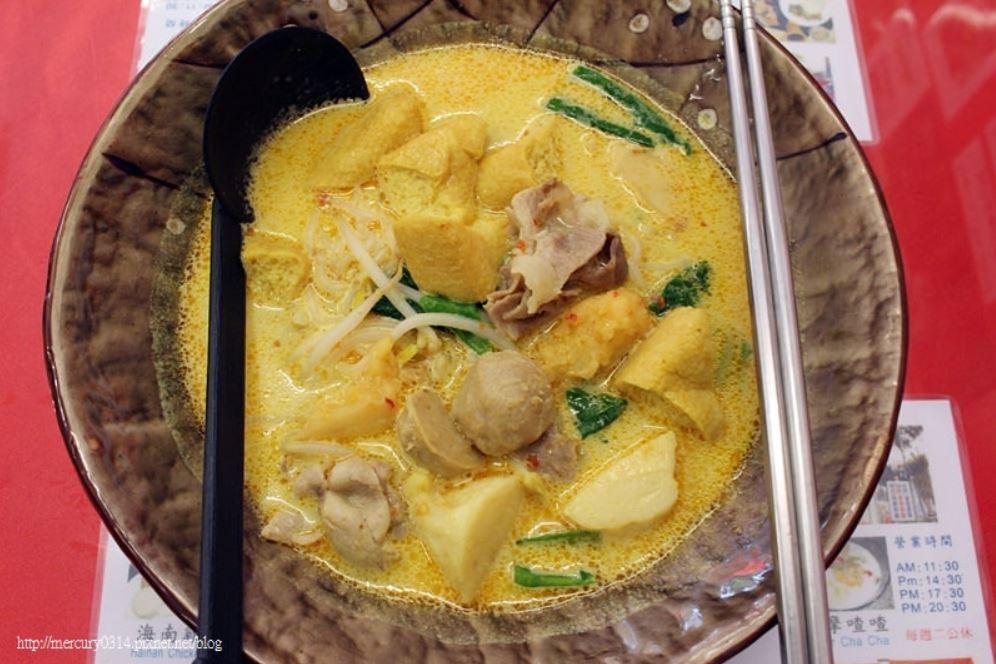 台中新加坡美食│台中新加坡料理餐廳攻略懶人包