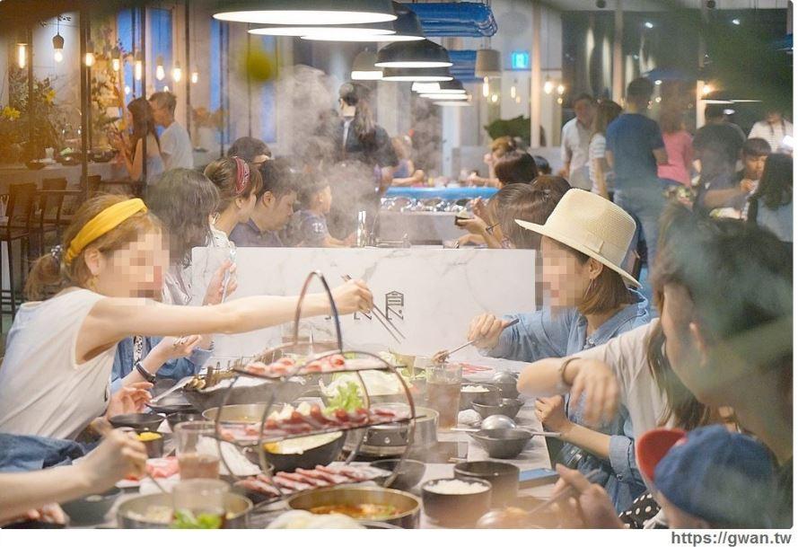 2018米平方商場美食│火鍋、燒肉、親子餐廳、停車場資訊彙整