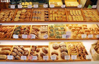 熱血採訪|本丸麵包,每日手感烘焙新鮮出爐,大推爆滿蔥仔胖、明太子法國麵包