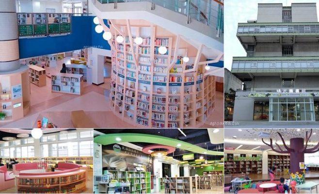 2018 06 20 081843 e1529453962116 658x401 - 台中十大圖書館 讓你重新愛看書 不愛?沒關係 還有漫畫和冷氣 更有影音欣賞區及數位閱讀