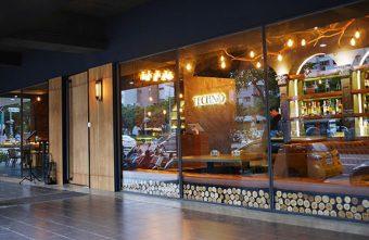 熱血採訪│鐵克諾W忠明店新開幕,多款義法料理裝潢時尚,台中新約會餐聽