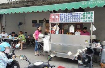 30年老店麵攤│炒麵、豬血湯、魯肉飯只賣早午餐~