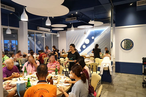 澎湖海鮮餐廳就在臨海樓平價海鮮精緻料理,澎湖宵夜海鮮推薦