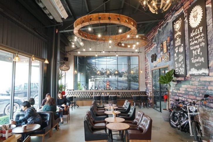 台中南屯|哈雷重機主題咖啡館 Gear moto coffee shop 極美!!