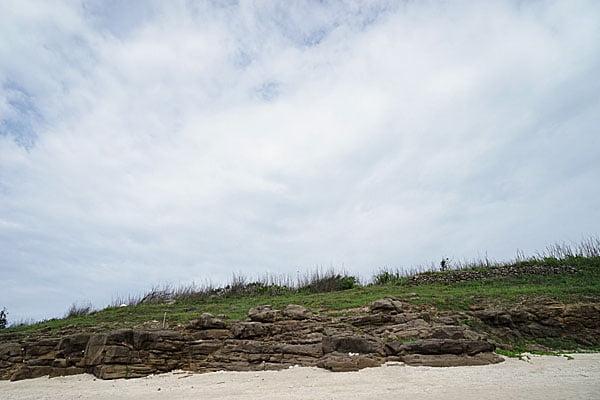 澎湖北環景點│澎湖天堂沙灘與雙曲橋,網美夏天來澎湖遊玩怎能錯過呢