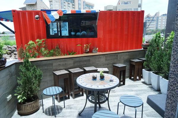 澎湖咖啡民宿│Walkseaside 走走海邊咖啡小館,一樓是網美咖啡廳,二樓以上是住宿