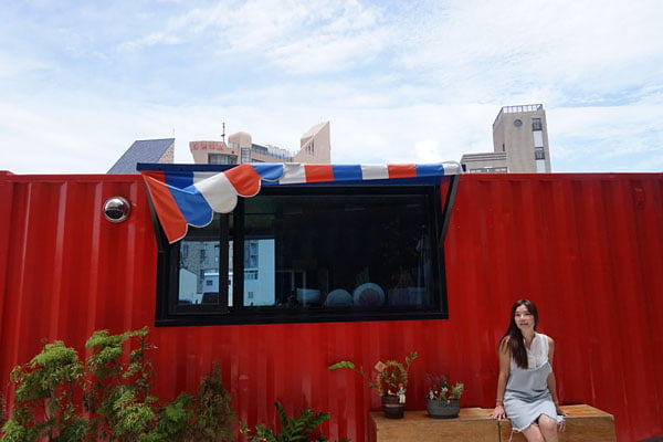 2018 07 14 183609 - 澎湖咖啡民宿│Walkseaside 走走海邊咖啡小館,一樓是網美咖啡廳,二樓以上是住宿