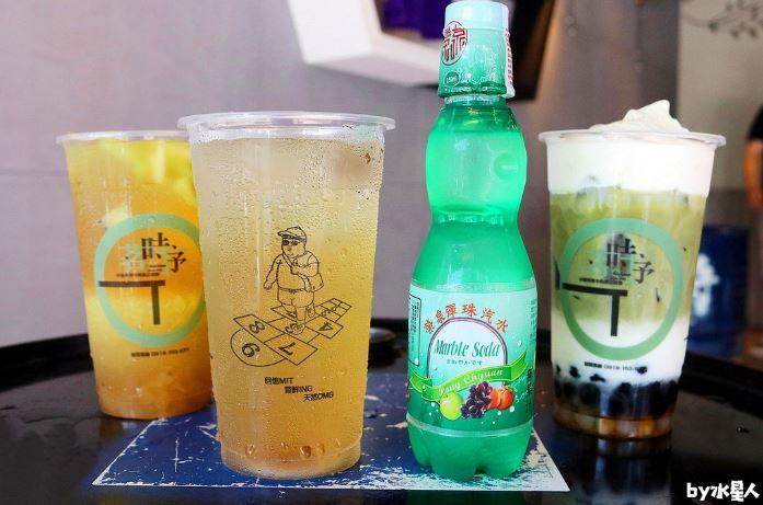 熱血採訪|台北茗時序茶飲進軍大里,其他地方喝不到的獨特口味,像是童年的滋味