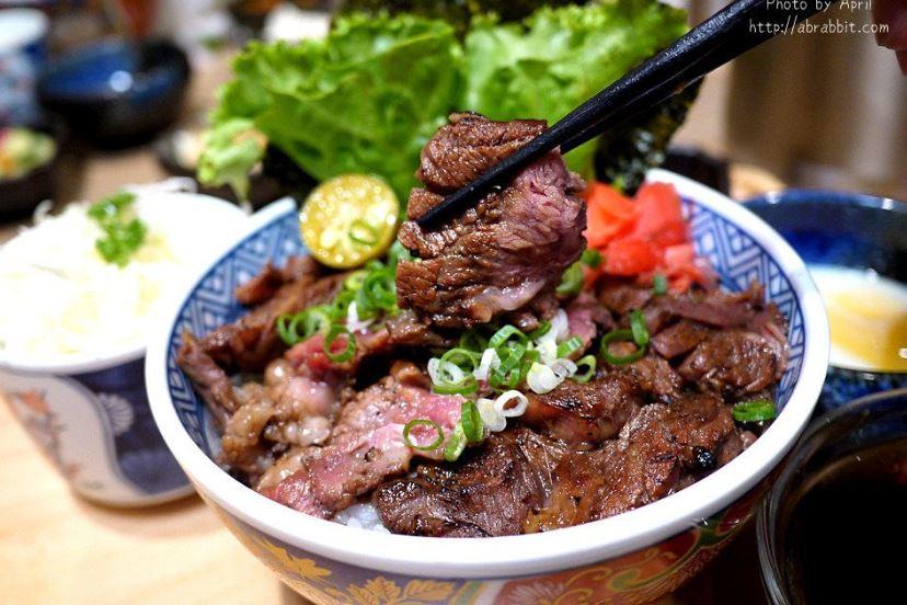 熱血採訪│食尚玩家推薦的好吃燒肉丼飯在這!牛丁次郎坊逢甲支店開幕囉