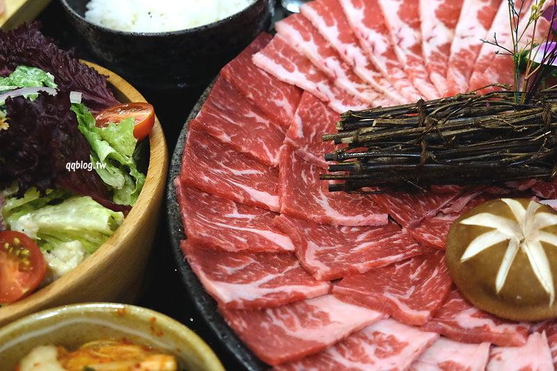 2018 08 23 124630 - 台中西區︱澄居烤物燒肉.有乾燥花風格的燒肉店,餐點表現中規中矩,近勤美誠品、科博館