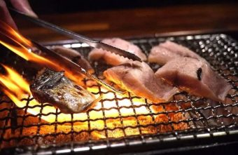 熱血採訪│市民大道燒肉店推薦,吳桑燒肉專人服務的高貴享受