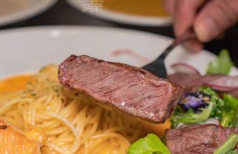 熱血採訪│台中科博館餐高沐手作料理餐廳新菜單來啦!鮭魚、菲力牛一次雙重奏,美味又滿足