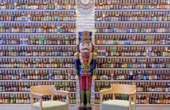 2018 09 30 103955 340x221 - 熱血採訪│400多款精釀啤酒喝不完!隱身在青海路的薩克森餐酒館旗艦店,餐點氣氛都不錯!