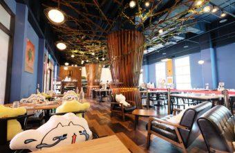 台中麗寶樂園美食│6間麗寶樂園餐廳懶人包