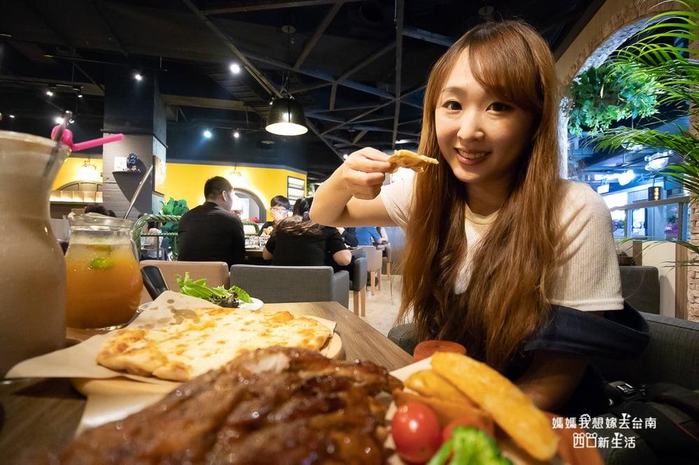 2018 10 12 204831 - 熱血採訪 | 台南Focus新店快報~ 8間新餐廳!! 喬義思窯烤手作廚房也在這裡呦