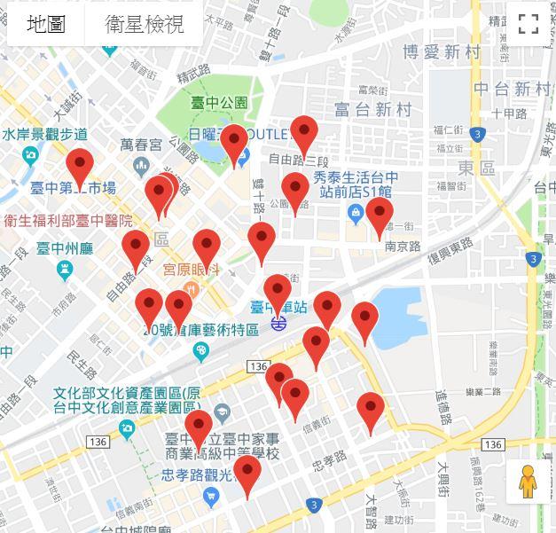 台中活動│2018台中光影藝術節將於10/19開跑