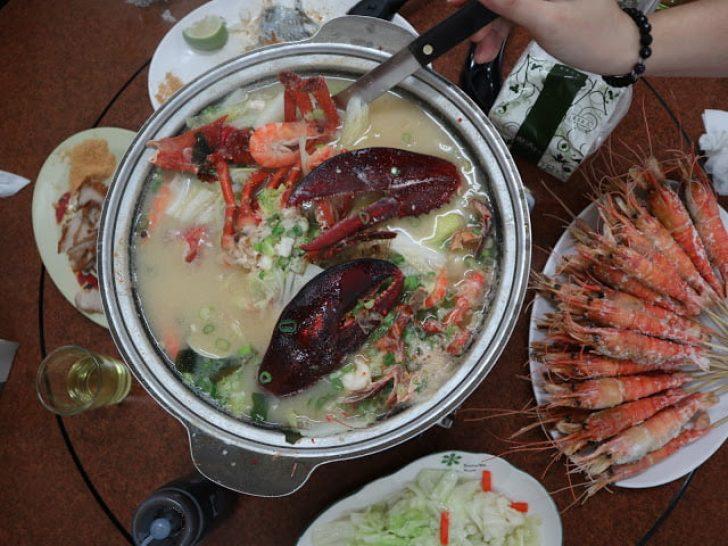 2018 10 18 210327 728x0 - 二訪東港活海產│現點現撈,每樣餐點都超級新鮮,必點龍蝦味噌鍋