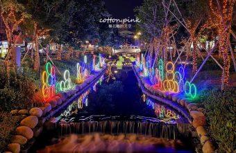 2018 10 21 224235 340x221 - 台中旅遊景點|台中綠川換新裝,IG打卡拍一波,夜裡亮燈超浪漫