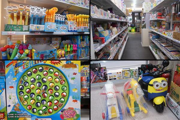 2018 10 23 095747 - 熱血採訪│北區百坪玩具批發店新開幕,萬聖節必逛系列都在這