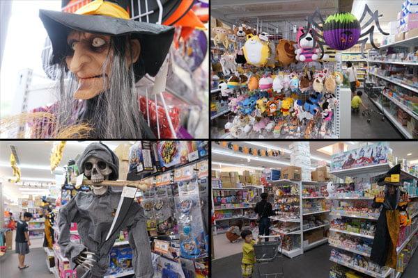 2018 10 23 095750 - 熱血採訪│北區百坪玩具批發店新開幕,萬聖節必逛系列都在這