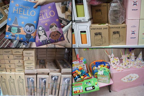 熱血採訪│北區百坪玩具批發店新開幕,萬聖節必逛系列都在這