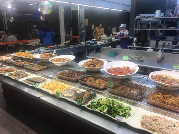 南屯便當│量飯店自助餐,內用低銷50起,飯粥湯吃到飽