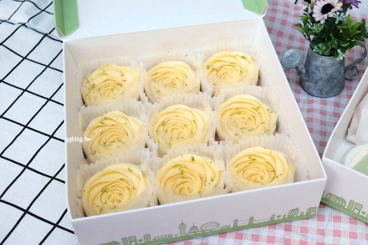 2018 10 31 010452 728x0 - 台中團購Cream Tea.如夢幻般的美味玫瑰花造型檸檬塔,每日限量製作,一等數月是常態,想吃真的要有耐心,食尚玩家報導