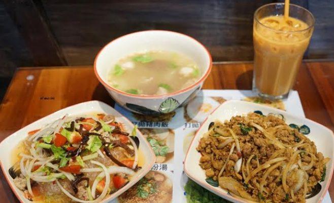 2018 11 13 102033 658x401 - 台中南屯︱一個人也能輕鬆吃泰式料理 泰粉味泰國米粉湯