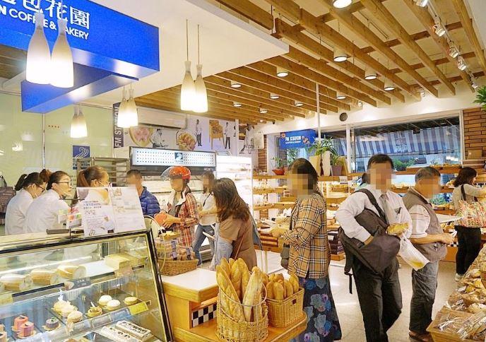 熱血採訪 | 馥漫麵包花園夢幻下午茶新上市,11月底前新品甜點加購飲料只要半價呦