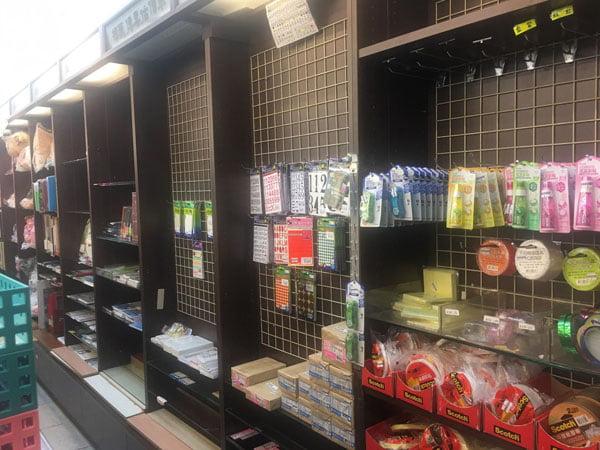 2018 11 18 021737 - 豐原諾貝爾書局結束營業清倉,目前好幾區文具用品都空蕩蕩了