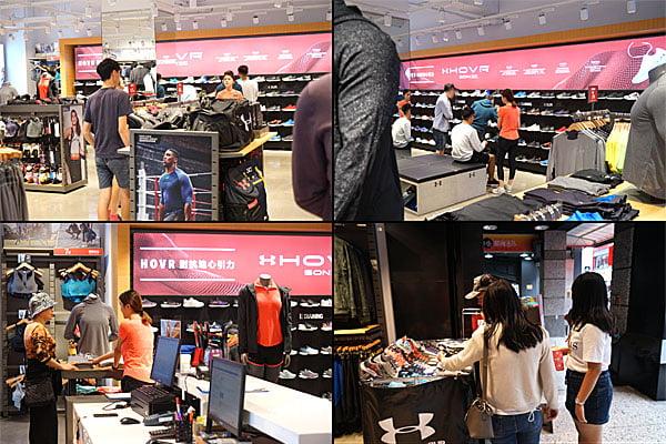 2018 11 19 162447 - 熱血採訪│UA 台中豐原OUTLET超殺優惠又來了,多種鞋款全面五折起