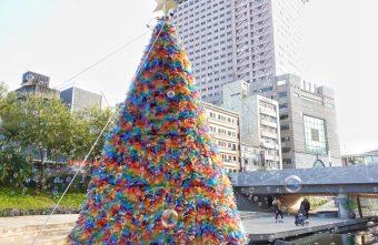 2018 12 07 172603 340x221 - 超浪漫柳川水中聖誕樹點燈啦!繽紛七彩聖誕樹白天也好美