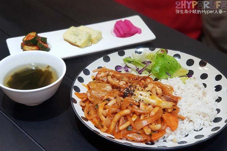 2018 12 10 095051 728x0 - 首爾的早晨│喜歡台灣的韓國人開的早午餐和韓式料理,店址在台中老店藍洞旁的巷弄內呦~