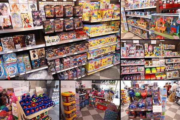 2018 12 16 134731 - 熱血採訪│台中西區最新近百坪2層樓玩具店,買玩具免費包裝禮物的鯊玩具