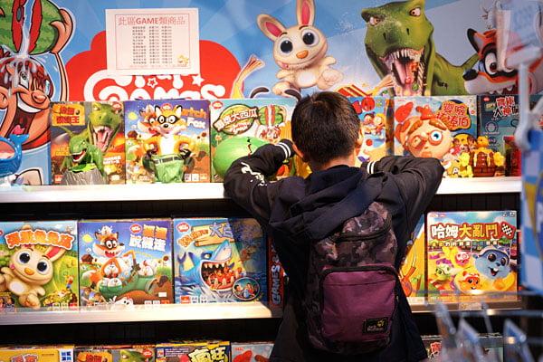 2018 12 16 134846 - 熱血採訪│台中西區最新近百坪2層樓玩具店,買玩具免費包裝禮物的鯊玩具