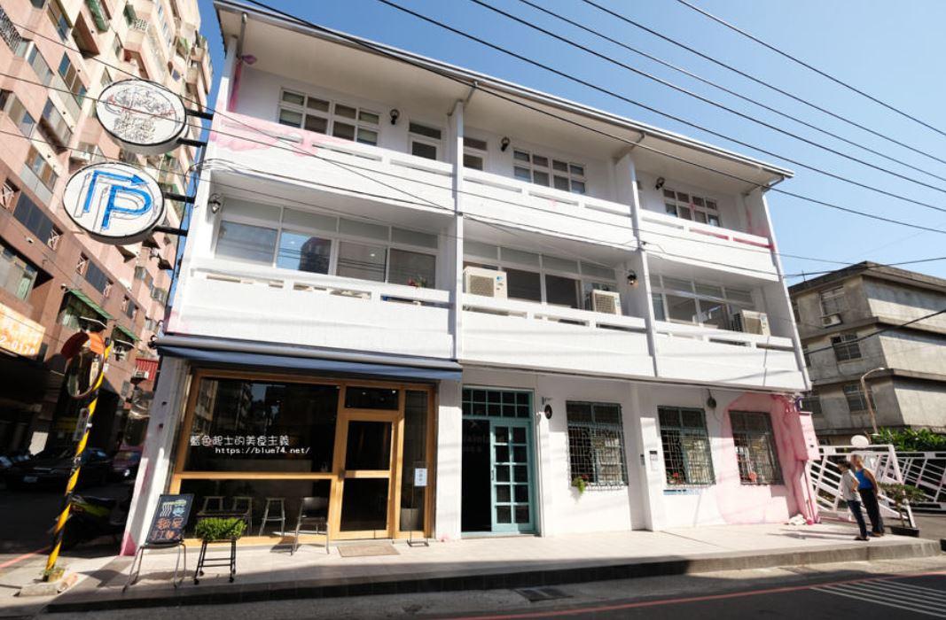 美麦麵屋│逢甲商圈文青麵食館,群島Islands國際藝術園區一樓