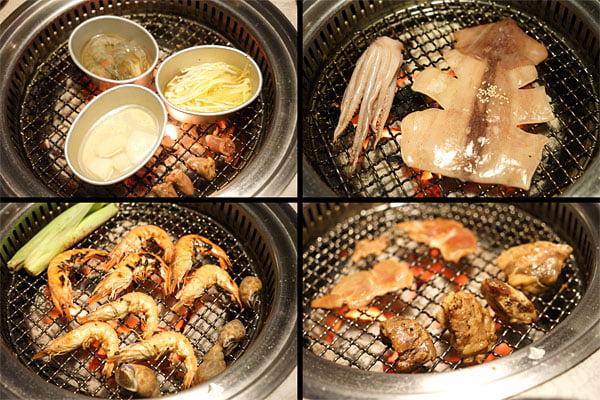 2018 12 27 181708 - 熱血採訪│台中比臉大牛排吃到飽就在OhYaki-日式精緻炭火燒肉,沒預約可能會吃不到,深夜9點入場啤酒無限暢飲