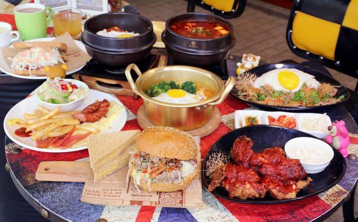 2019 01 17 161948 728x0 - 熱血採訪 台中少見韓式平價早午餐,老闆娘從韓國首爾來台,早餐就能吃到道地韓式拌飯部隊鍋